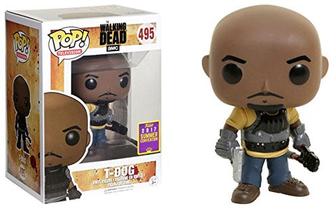 POP! The Walking Dead: T-Dog #495 Summer Convention Exclusive