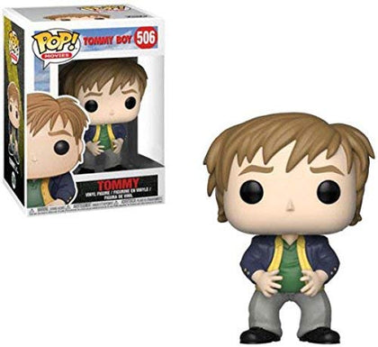 Pop! Movies: Tommy Boy - Tommy in a Little Coat Exclusive Figure