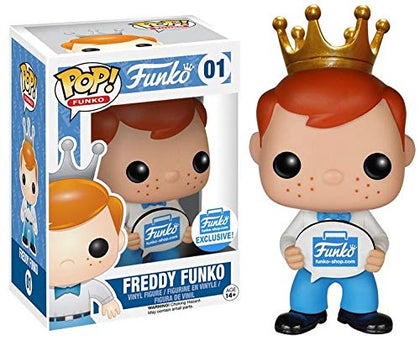 Pop! Vinyl Freddy Funko #01 (Funko Shop Exclusive)