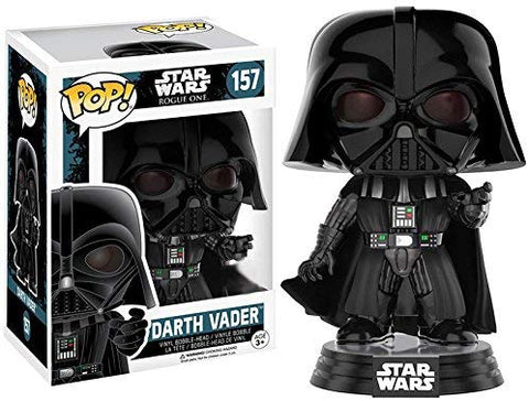 Pop Star Wars Rogue One Darth Vader GameStop Exclusive