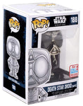 Pop! NYCC Star Wars White Death Star Droid Rogue One, Limited Edition Fall Convention Exclusive
