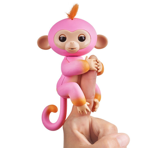 Fingerlings 2Tone Monkey - Interactive Baby Pet