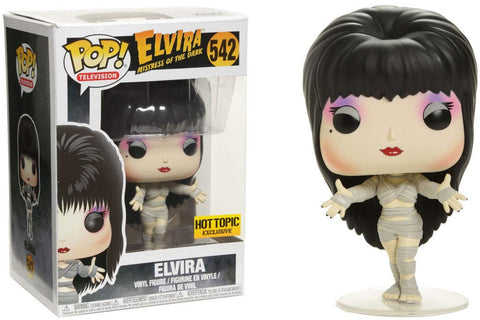 Pop! Television Elvira Mistress of the Dark #542 (Mummy)
