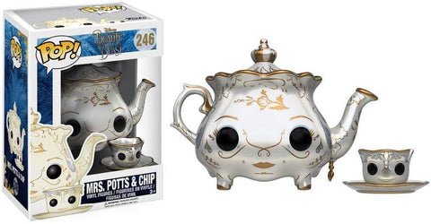 POP Disney: B&B - Mrs. Potts & Chip