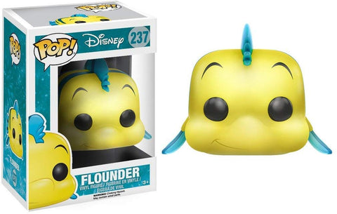 Pop! Disney The Little Mermaid- Flounder
