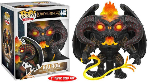 "POP Movies The Lord of the Rings Balrog 6"" Action Figure"