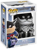 Pop! Disney Kingdom Hearts Pete #264 (Black & White)
