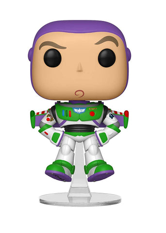 Pop! Disney: Toy Story 4 - Buzz Lightyear Floating, Amazon Exclusive