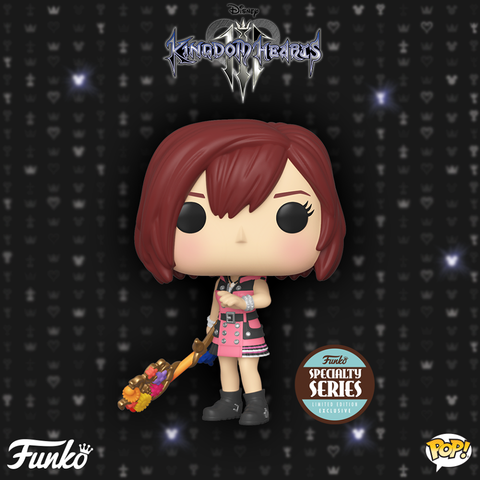 Pop! Kingdom Hearts -Pop! Kairi with the Keyblade