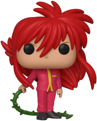 POP Animation: Yu Yu Hakusho - Kurama