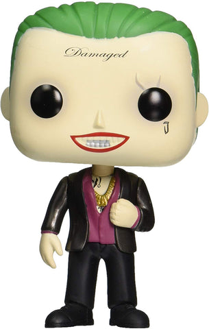 POP Movies: Suicide Squad The Joker (Suit) Exclusive #107