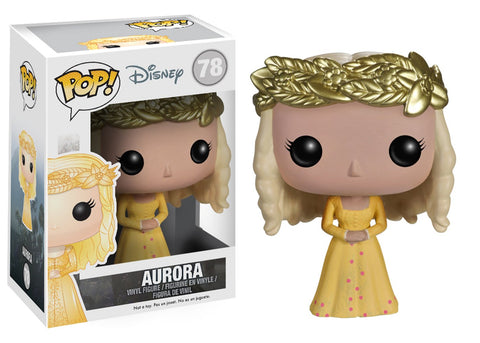 Pop! Disney: Maleficent Movie - Aurora Vinyl Figure