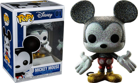 Pop Disney: Diamond Collecction Mickey Mouse