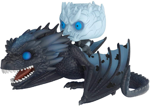 POP Rides: GOT - Night King & Icy Viserion (GW)
