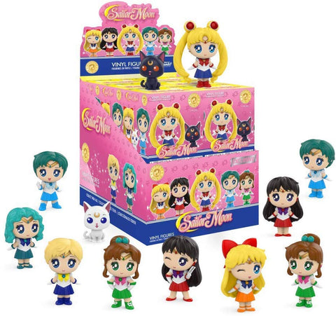 Mystery Minis Sailor Moon S1