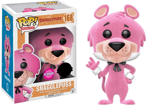 POP! Animation Snagglepuss #168  Flocked Gemini Exclusive