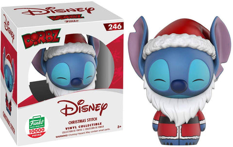 Dorbz: Disney- Christmas Stitch Shop Exclusive