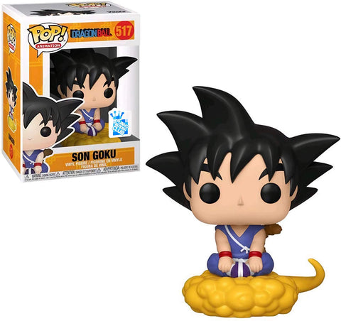 POP! Anime: Dragonball Z Young Goku (Exclusive)