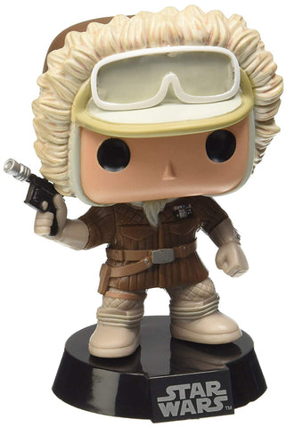 POP Star Wars: Hoth Han Solo Bobble Figure