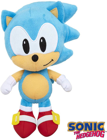 "Sonic The Hedgehog 7"" Sonic Plush Figure"