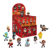 POP Mystery Minis The Incredibles 2 Character Toy Action Figures