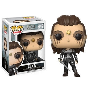 POP Television: The 100 - Lexa