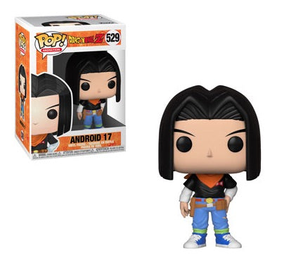 Pop Animation: DBZ S5 - Android 17