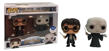 Pop HP: Harry & Voldemort 2pk