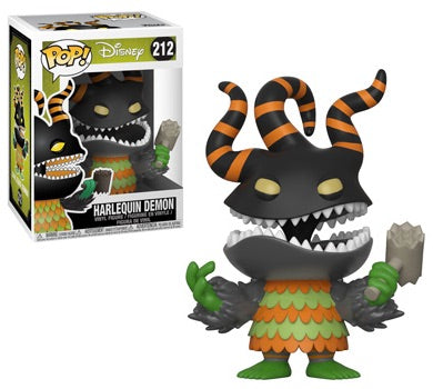 POP Disney :NBC Harlequin Demon