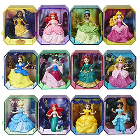 Hasbro- Disney Princess Gem Collection Figures Series 1