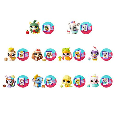 Littlest Pet Shop LPS Hungry Pets Blind Box Wave 2