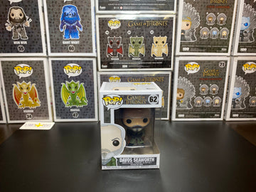 Pop! Game of Thrones -Davos Seaworth