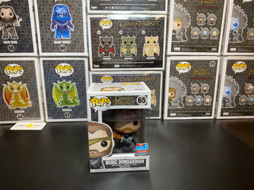 Pop! Game of Thrones -Beric Dondarrion [Fall Convention]
