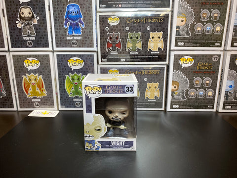 Pop! Game of Thrones -Wight