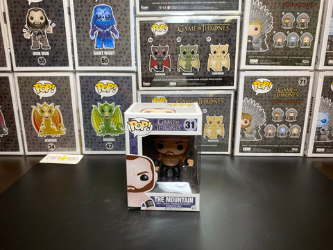 Pop! Game of Thrones -The Mountain