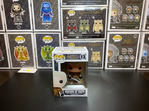 POP TV: Game of Thrones - Brienne of Tarth