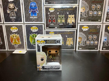 Pop! Game of Thrones -Daenerys Targaryen (Gold Dragon)