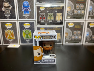 POP Game of Thrones: GOT - Tormund Snowy Exclusive