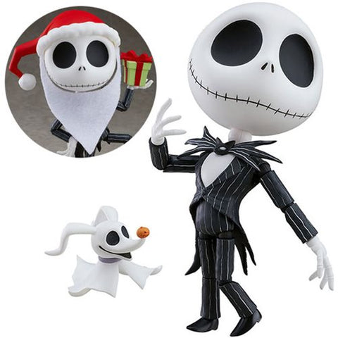 The Nightmare Before Christmas Jack Skellington Nendoroid Action Figure - Pre-Order