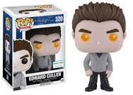 POP Movies: Twilight - Edward Cullen- Barnes and Noble (yellow Eyes)