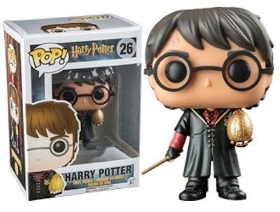 POP Movies: Harry Potter - Harry Golden Egg