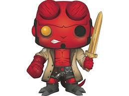 Pop! Comics: Hellboy- Hellboy with Excalibur PX previews Exclusive