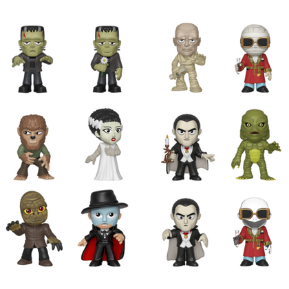 Mystery Mini : Universal Monsters - Case of 12