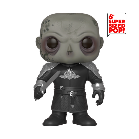 POP! TV - GAME OF THRONES- Unmasked Mountain