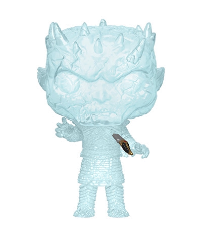 POP! TV - GAME OF THRONES- Icy Night King Pre-Order