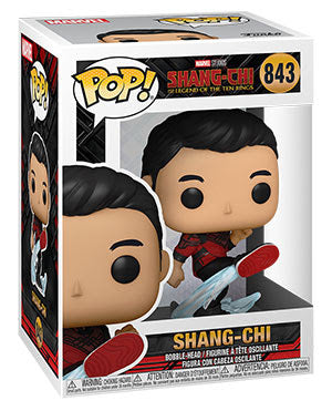 POP Marvel: Shang- Chi and the Legend of the Ten Rings- Shang- Chi (action)
