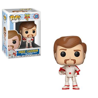 Pop! Toy Story 4 -Duke Caboom
