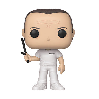 POP! MOVIES - SILENCE OF THE LAMBS- Hannibal - Pre-Order