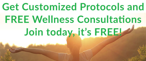 Customized Protocols and free wellness consultations