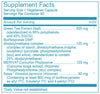 DIM Ultra+ Supplement Facts